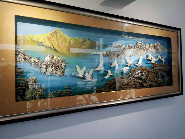 北海市中职校贝雕艺术馆:全国职业院校的靓丽名片