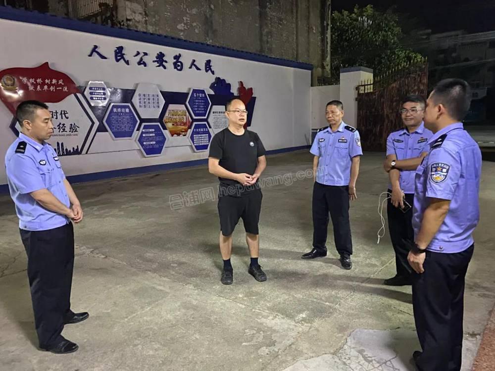 合浦一男子持刀在南康镇寻衅滋事被刑拘,原因竟然是..