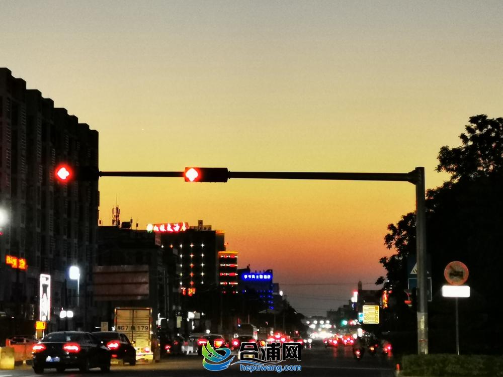 夕阳无限好丨我在合浦街头收集散落人间的黄昏——