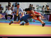 2015年全国女子自由式摔跤锦标赛