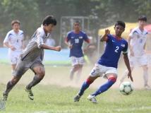 2016梦想成真•国际青少年足球邀请赛冠亚军争夺战